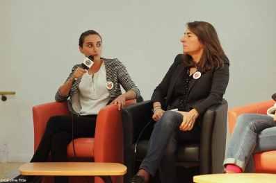 Solne Chazal conseillre municipale en charge du logement la ville de Bordeaux